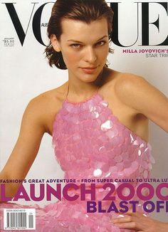 Znalezione obrazy dla zapytania 2000s fashion magazines