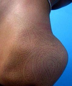 #ink #tattoo body art