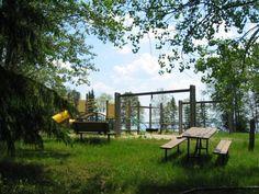Rene Brunelle Provincial Park Outdoor Furniture, Outdoor Decor, Park, Home Decor, Decoration Home, Room Decor, Parks, Home Interior Design, Backyard Furniture