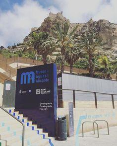 Museo de Aguas de #Alicante Pozos de Garrigós. #MifotoAlicante