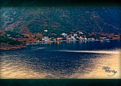 Το λιμανάκι της Τελένδου - Telendos, a small haven