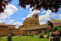 Albergue de peregrinos En el Camino, Boadilla del Camino, #Palencia #CaminodeSantiago