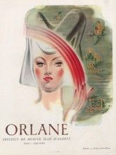 Orlane 1948 Mercey, Medieval Costumes