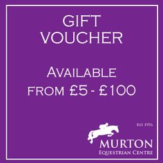 We designed voucher thumbnails to help guide customers to the correct riding course for them.