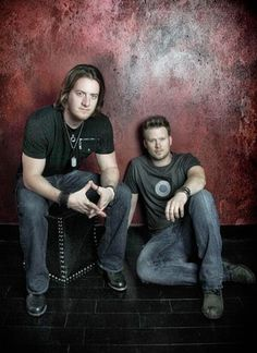 Tyler Hubbard & Brian Kelley better known as Florida Georiga Line! :)