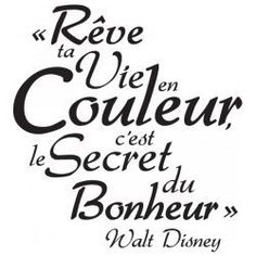 Franch Quotes : Le rêve de Disney - The Love Quotes Morning Affirmations, Positive Affirmations, Citation Walt Disney, Citations Disney, Love Quotes, Inspirational Quotes, Peter Pan Disney, French Quotes, Disney Quotes