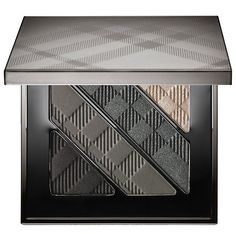 BURBERRY - Complete Eye Palette  in Smokey Grey No. 01 #sephora