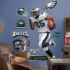 LeSean McCoy, Philadelphia Eagles... LOVE him!
