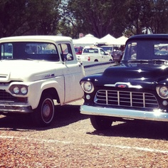 Awesome trucks (Chevy)