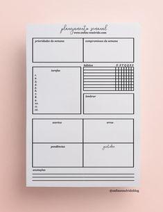 printables Makeup Hacks makeup hacks to try Bullet Journal 2019, Bullet Journal Tracker, Bullet Journal Ideas Pages, Bullet Journal Inspiration, Book Journal, Planner 2018, Agenda Planner, Study Planner, Diary Planner