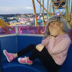 "12.5k Likes, 162 Comments - bri nicole (@imbribtw) on Instagram: ""ferris wheel chillin"""