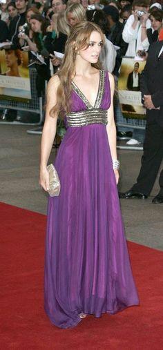Pride And Prejudice Dresses | ... knightley-and-matthew-williamson-purple-silk-goddess-dress-gallery.jpg