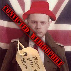 LoupDargent.info: That Night When Moronic Antisemite Joshua Bonehill...