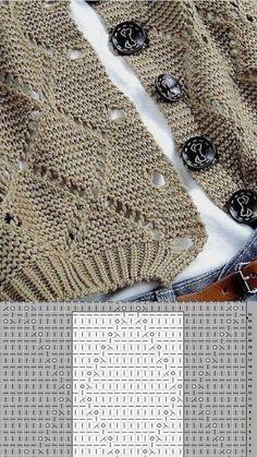 Baby Boy Knitting Patterns, Knitting Machine Patterns, Knitting Stiches, Baby Hats Knitting, Knitting Charts, Knitting For Kids, Knitting Designs, Knit Patterns, Stitch Patterns