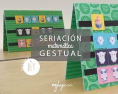 M. Antònia Canals: series matemáticas gestuales para niños
