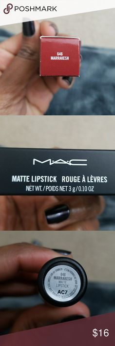 Throwbacks Lipstick by MAC #21