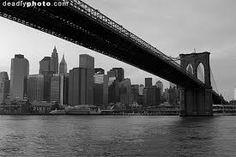 I want to walk the Brooklyn Bridge