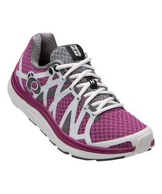Smoked Pearl & Purple Wine Em Road H3 v2 Running Shoes