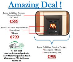 01 804 1111 sales@mcdhomeandgarden.ie Dublin, Multi Fuel Stove, Fireplace Inserts, Fireplace Surrounds, Hearth, Shed, Home And Garden, Wood Burning Insert, Home
