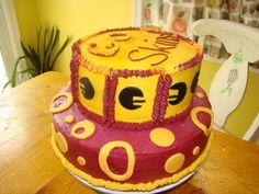 Go #Redskins cake!