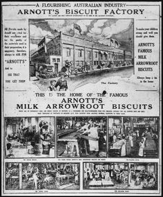 Screen shot 2012-05-11 at 10.22.59 AM Vintage Advertisements, Vintage Ads, Vintage Posters, Arnotts Biscuits, Australian Newspapers, Newcastle Nsw, History Photos, Historical Pictures, Past Life
