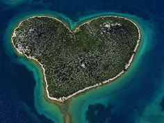 Isla del Amor, Croacia