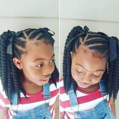 Twist Hairstyles For Kids Mesmerizing Kid's Crochet Senagalese Twists Mochi Hair  Ja'niyah's Hairsyles