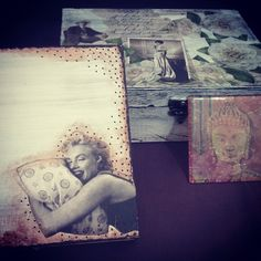 #Decoupage #Lessons #Spirto #Marilyn