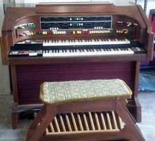 1978 Lowrey Organ with Brass and String Symphonizer