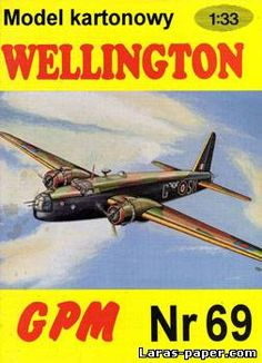 "M1:33, Wellington [GPM 069] - 1 Февраля 2011 - ""Модели из бумаги"""