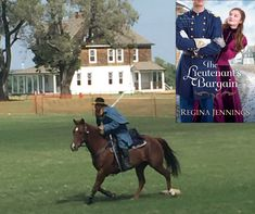 When you see your book cover acted out IRL!!  #TheLieutenantsBargain #historycometolife