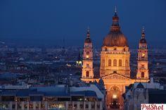 Budapesta | Biserici noaptea - PxlShot.ro