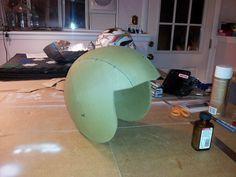 Rothgar's Workbench: Rebel Pilot Helmet