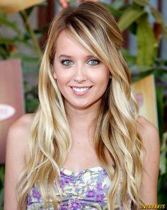 Megan Park Blonde
