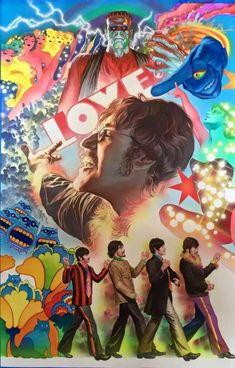 John Lennon | Alex Ross
