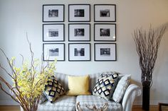 Rebecca: Montreal, QC - traditional - living room - montreal - Esther Hershcovich