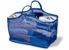 Laundry Bags With Handles Entrancing Save Timesorting Your Clothes When You Take Them Offbuy Four