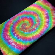Custom Made Pastel Rainbow Spiral 4 Piece Sheet Set Tie Dye Rainbow, Neon Rainbow, Rainbow Colors, Tie Dye Sheets, Best Sheet Sets, Tie Dye Bedding, Spiral Tie Dye, Pastel Tie Dye, Tie And Dye