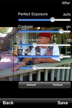 Tricks for editing your iPhone photos   Macworld