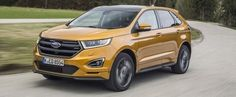 Essai Essai : Ford Edge (2016) | Actualités Ford | Scoop.it