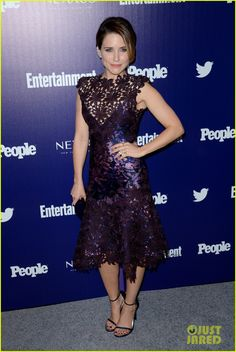 Sophia Bush & America Ferrera Join 'Grey's Anatomy' Stars at Upfronts Celebration!
