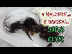 ÇOK HIZLI VE KOLAY SUFLE YAPIMI!!(5 Malzeme+8 Dakikada) - YouTube