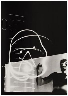 Remembering Barbara Morgan July 1900 – 17 August Artificial Life from the Laboratory Barbara Morgan, White Art, Black And White, Michael Craig, Merce Cunningham, Dance World, Max Ernst, Outline Drawings