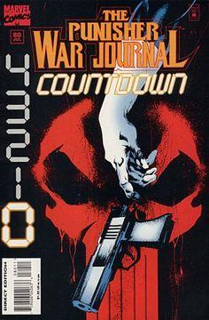 Punisher War Journal # 80 by Jae Lee