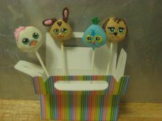 little pet shop cakepops