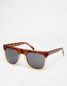 Komono+Bennet+Wayfarer+Sunglasses