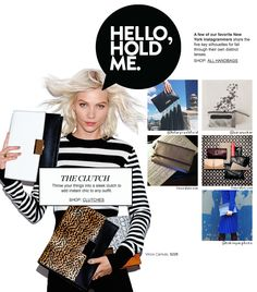 Very cool integration of social media. Nordstrom + Instagram: http://shop.nordstrom.com/c/top-fall-handbags