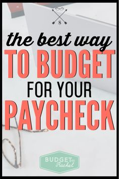 Learn the absolute best way to budget your paycheck that will make sense for your life. This is the most effective and easiest method to implement. No Spend Challenge, Money Saving Challenge, Money Saving Tips, Money Tips, Finance Books, Finance Tips, Budgeting Finances, Budgeting Tips, Cash Envelope System