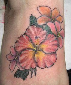 Hibiscus Tattoo Designs For Men