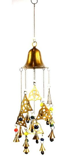 Is there a witch who doesn't collect wind chimes? I adore mine! <3